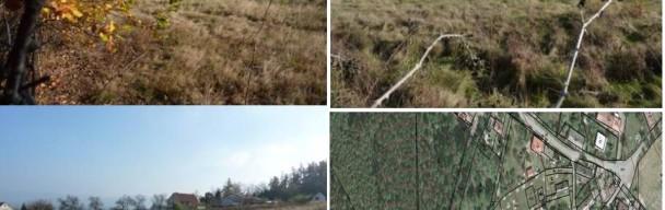 Výjimečný STAVEBNÍ pozemek v CHKO,12.000m2Lhotka u Hořovic