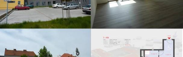 Slunný Bezbariérový byt 1+KKNeveklov