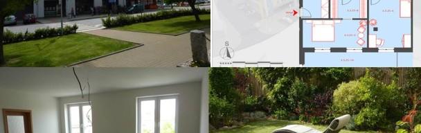 Slunný byt 4+KK s velkou soukromou terasouNeveklov