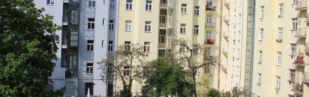 PRONÁJEM  Částečně zařízeného bytu 2+kkPraha – Vršovice – pronajato