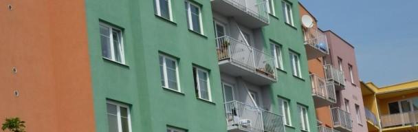 PRONÁJEM část zařízeného bytu 2+KK + balkonBenešov – Pronajato